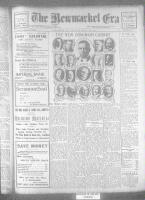 Newmarket Era (Newmarket, ON), March 10, 1922