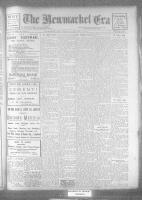 Newmarket Era (Newmarket, ON), April 7, 1922