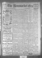 Newmarket Era (Newmarket, ON), April 28, 1922