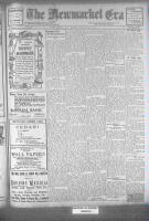 Newmarket Era (Newmarket, ON1861), July 21, 1922