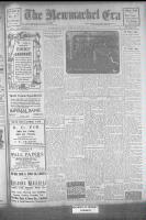 Newmarket Era (Newmarket, ON1861), August 4, 1922