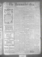 Newmarket Era (Newmarket, ON1861), September 1, 1922