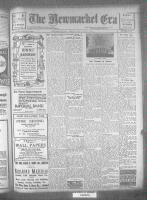 Newmarket Era (Newmarket, ON1861), September 22, 1922