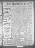 Newmarket Era (Newmarket, ON1861), September 29, 1922