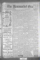 Newmarket Era (Newmarket, ON1861), October 13, 1922