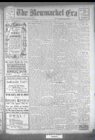 Newmarket Era (Newmarket, ON1861), October 20, 1922