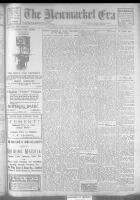 Newmarket Era (Newmarket, ON1861), December 1, 1922