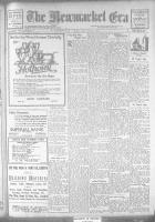 Newmarket Era (Newmarket, ON1861), December 22, 1922