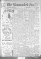 Newmarket Era (Newmarket, ON1861), January 12, 1923