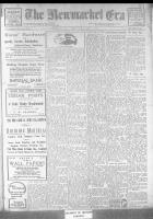 Newmarket Era (Newmarket, ON1861), February 9, 1923