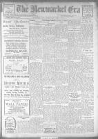 Newmarket Era (Newmarket, ON1861), February 16, 1923
