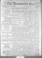 Newmarket Era (Newmarket, ON1861), March 9, 1923