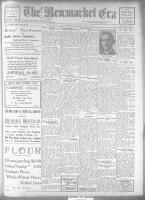 Newmarket Era (Newmarket, ON1861), March 23, 1923