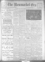 Newmarket Era (Newmarket, ON1861), March 30, 1923