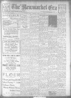 Newmarket Era (Newmarket, ON1861), April 6, 1923