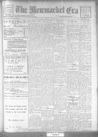Newmarket Era (Newmarket, ON1861), April 13, 1923