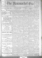 Newmarket Era (Newmarket, ON1861), May 4, 1923