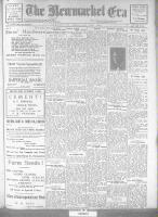 Newmarket Era (Newmarket, ON1861), May 18, 1923