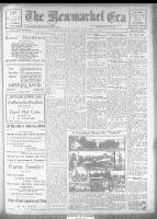 Newmarket Era (Newmarket, ON1861), June 15, 1923