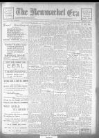 Newmarket Era (Newmarket, ON1861), August 3, 1923