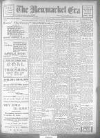 Newmarket Era (Newmarket, ON1861), August 10, 1923