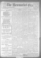Newmarket Era (Newmarket, ON1861), August 24, 1923