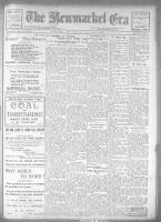 Newmarket Era (Newmarket, ON1861), August 31, 1923