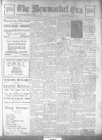 Newmarket Era (Newmarket, ON1861), February 1, 1924