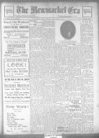 Newmarket Era (Newmarket, ON1861), February 15, 1924