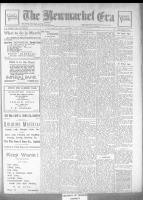 Newmarket Era (Newmarket, ON1861), February 29, 1924