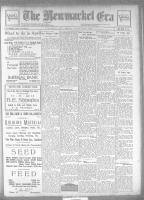 Newmarket Era (Newmarket, ON1861), April 11, 1924
