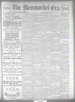 Newmarket Era (Newmarket, ON1861), April 25, 1924