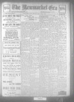 Newmarket Era (Newmarket, ON1861), August 15, 1924