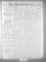 Newmarket Era (Newmarket, ON1861), April 24, 1925