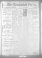 Newmarket Era (Newmarket, ON1861), May 29, 1925