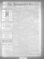 Newmarket Era (Newmarket, ON1861), November 13, 1925