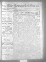 Newmarket Era (Newmarket, ON), December 25, 1925