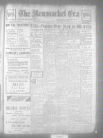 Newmarket Era (Newmarket, ON), January 1, 1926