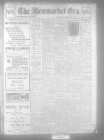 Newmarket Era (Newmarket, ON), January 8, 1926