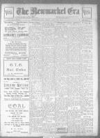 Newmarket Era (Newmarket, ON), March 5, 1926