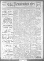 Newmarket Era (Newmarket, ON), March 12, 1926