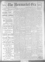 Newmarket Era (Newmarket, ON), March 26, 1926