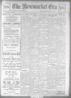 Newmarket Era (Newmarket, ON), April 9, 1926