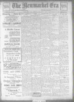 Newmarket Era (Newmarket, ON), April 16, 1926