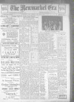 Newmarket Era (Newmarket, ON), April 30, 1926