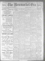 Newmarket Era (Newmarket, ON), May 14, 1926