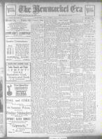 Newmarket Era (Newmarket, ON1861), May 21, 1926