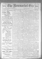 Newmarket Era (Newmarket, ON1861), July 16, 1926
