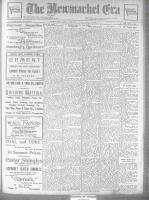 Newmarket Era (Newmarket, ON1861), August 20, 1926