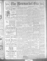 Newmarket Era (Newmarket, ON1861), October 8, 1926